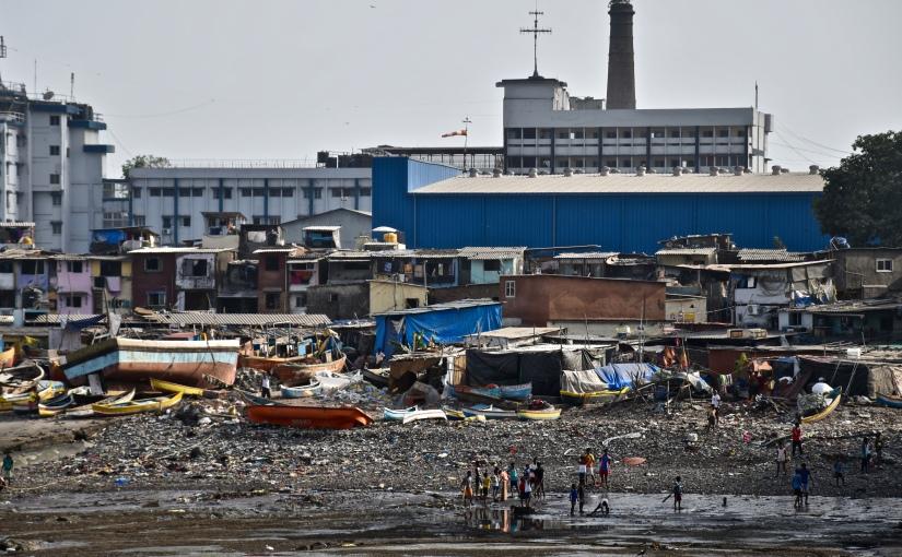 Leben im Slum