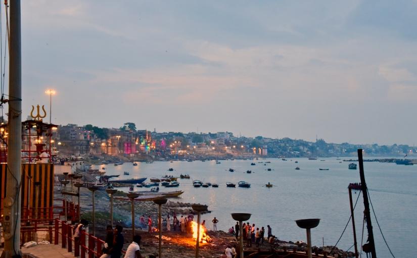Varanasi – Stadt des Lebens und desTodes