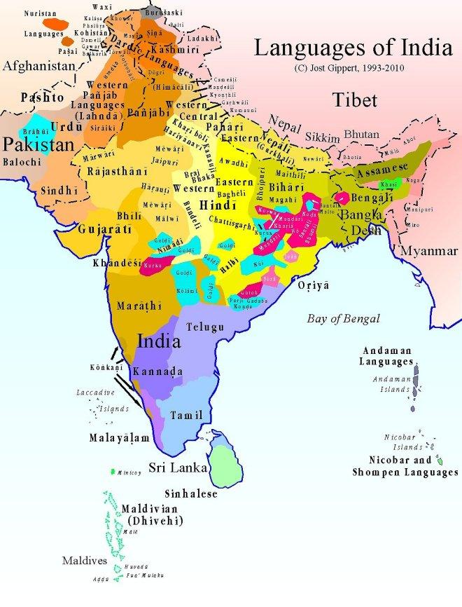 Languages-of-India